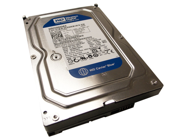 "Dell P5JDG Hard Drive 250GB 7.2K SATA 3.5"""