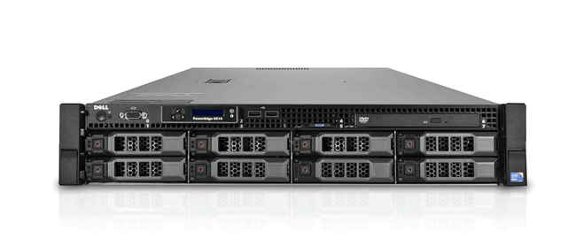 "Dell PowerEdge R510 Server - 3.5"" Model - Customize Your Own"