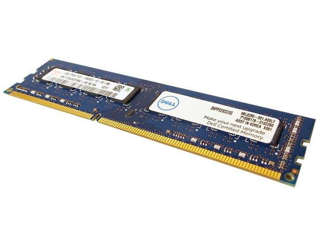 Dell P223C Memory 2GB PC3-10600U 2Rx8