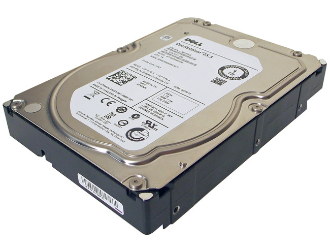 """Dell T4XNN Hard Drive 1TB 7.2K SATA 3.5"""""""