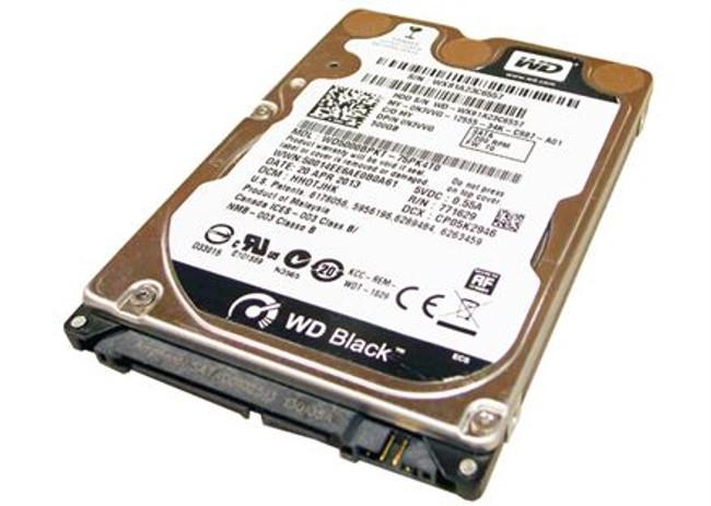 "Dell N3VVG Hard Drive 500GB 7.2K SATA 2.5"""
