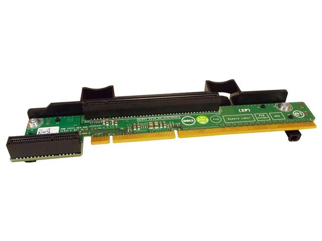 DXX7K PowerEdge R520 PCI-E x16 Riser Card