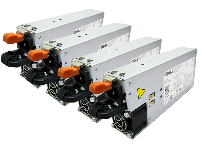 Dell 330-7498 Redundant Power Supply 1100W - 4 Pack