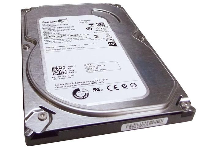 """Dell 342-3436 Hard Drive 500GB 7.2K SATA 3.5"""" in Tray"""