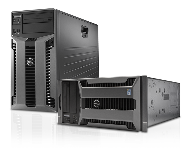 "Dell PowerEdge T610 - 3.5"" - Tower or Rack Server - Customize Your Own"