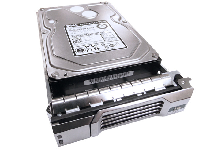 "EqualLogic 9V4DG Hard Drive 2TB 7.2K SAS 3.5"" in Tray"