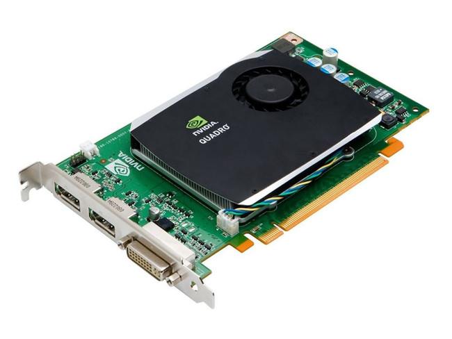Dell 320-1197 NVIDIA Quadro FX580 512MB Video Card