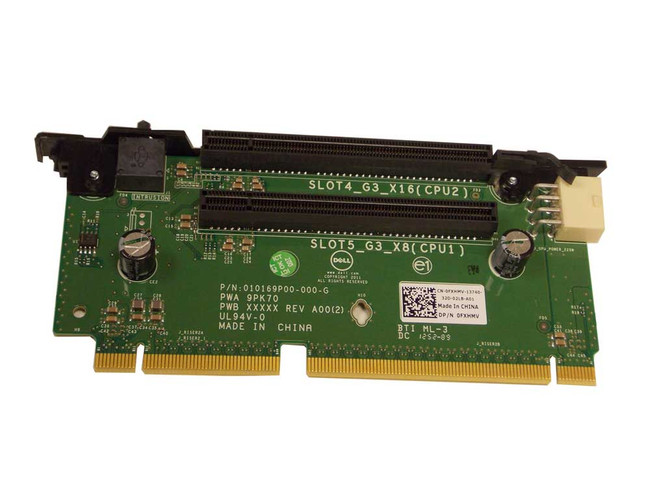 Dell FXHMV Riser Card for PowerEdge R720 & R720xd