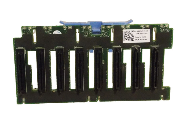 "Dell 22FYP 1x8 2.5"" Backplane for PowerEdge R720 & R820"