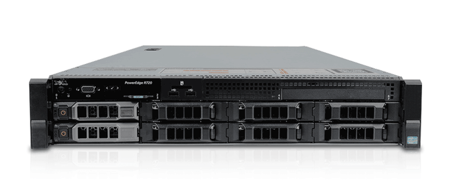 """Dell PowerEdge R720 Server - 3.5"""" Model - Customize Your Own"""