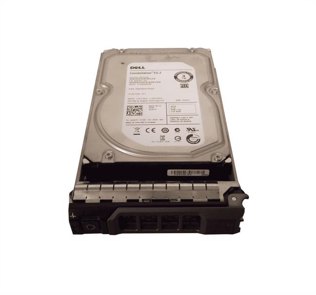 "Dell JDC7P Hard Drive 3TB 7.2K SATA 3.5"" in Tray"