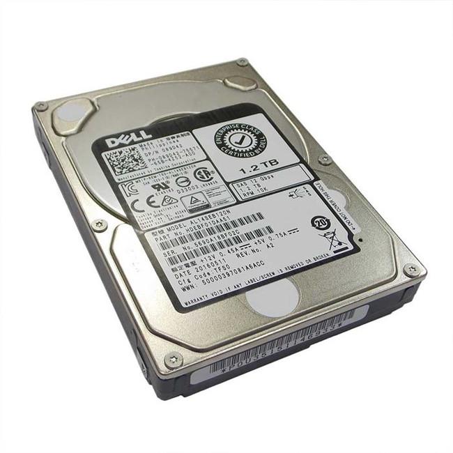 "Dell  89D42 Hard Drive 1.2TB 10K SAS 2.5"""
