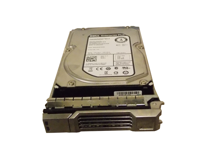 "EqualLogic 6H6FG Hard Drive 3TB 7.2K SAS 3.5"" in Tray"