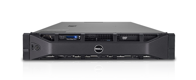 "Dell PowerEdge R510 Server - 2.5"" Model - Customize Your Own"