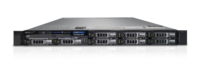 Dell PowerEdge R620 Server - Configured