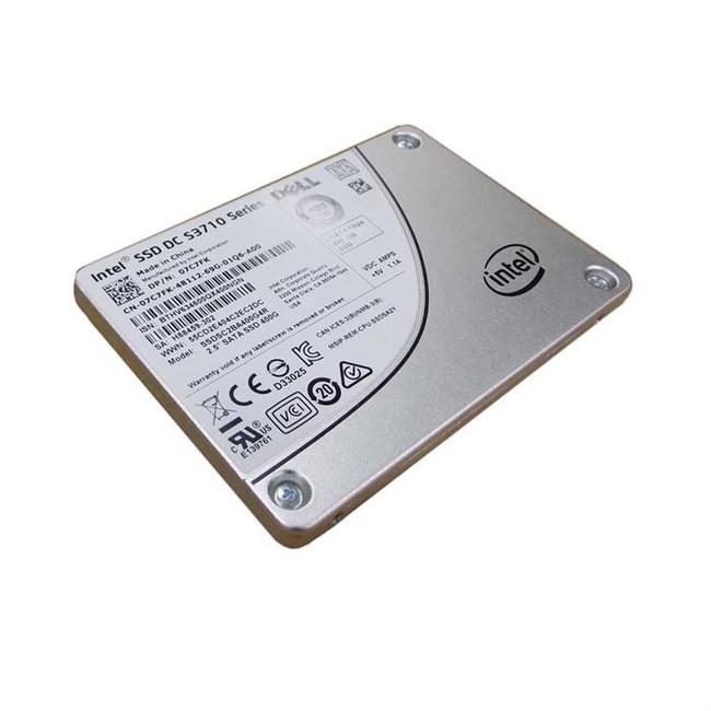 """Dell 7C7FK  Hard Drive 400GB SATA  2.5"""" SSD"""