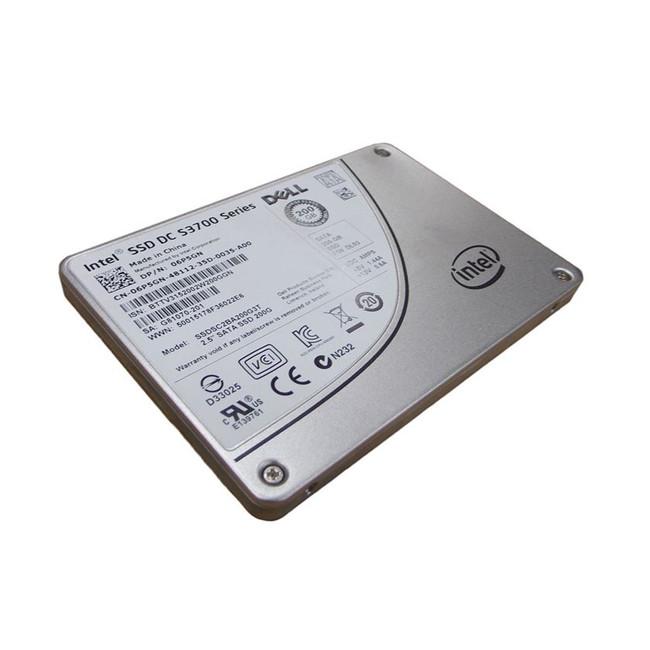 """Dell  6P5GN Hard Drive 200GB SSD SATA 2.5"""""""