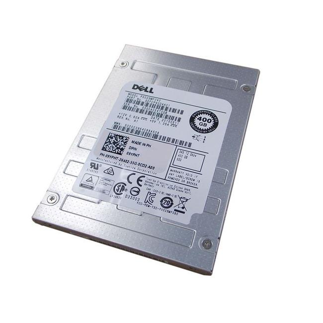 "Dell  9YPHT Hard Drive 400GB SSD SAS  2.5"""