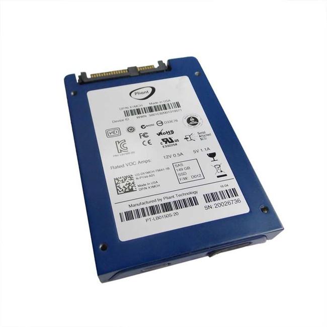 "Dell X1MCH Hard Drive  149GB SATA SSD 2.5"" in Tray"
