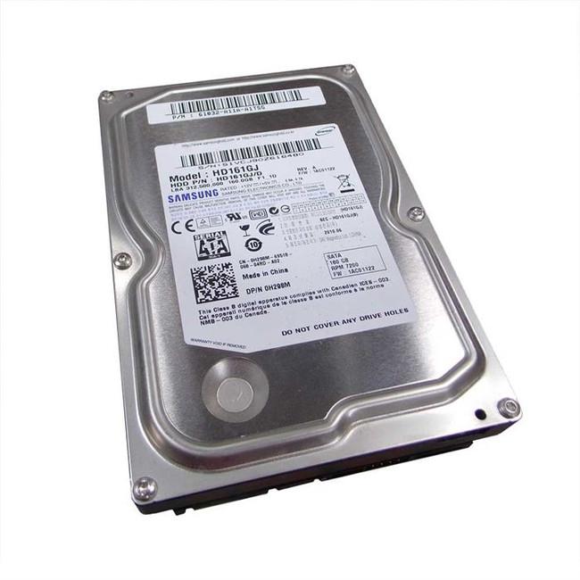"Dell H298M Hard Drive 160gb 7.2K SATA 3.5"""