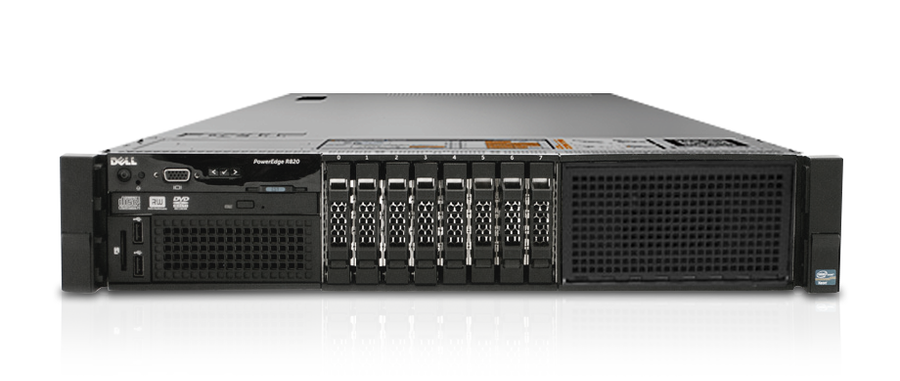 Dell PowerEdge R820 Server - Customize Your Own