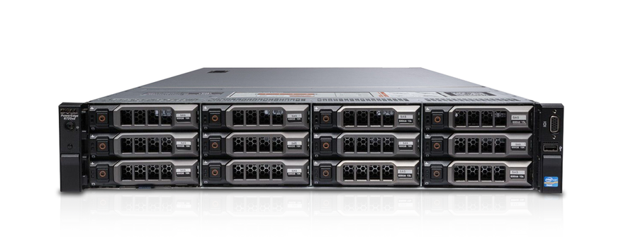 """Dell PowerEdge R720xd Server - 3.5"""" Model - Customize Your Own"""