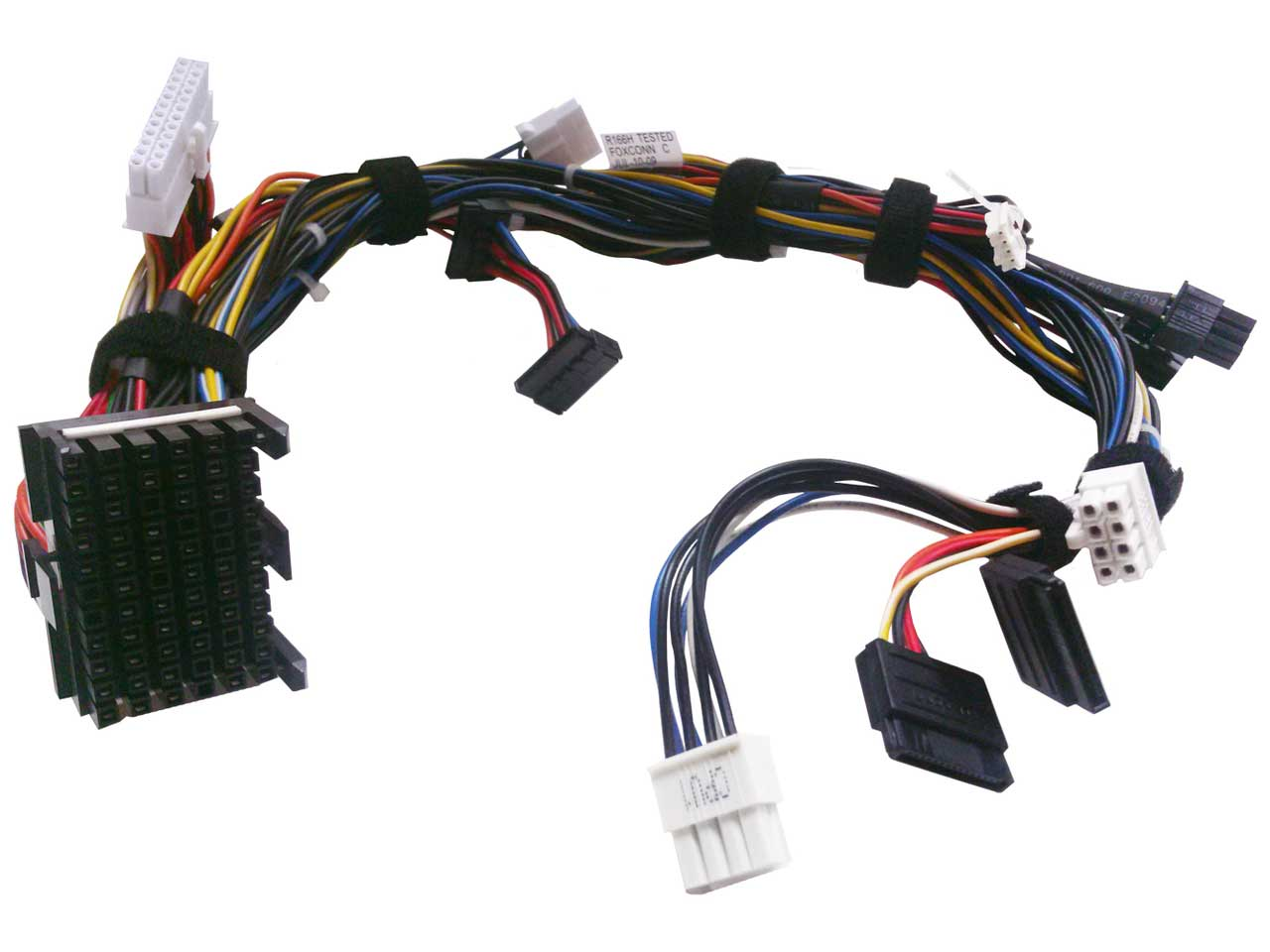 dell r166h power supply wiring harness rh velocitytechsolutions com Power Supply Pinout Testing PC Power Supply Pin Out