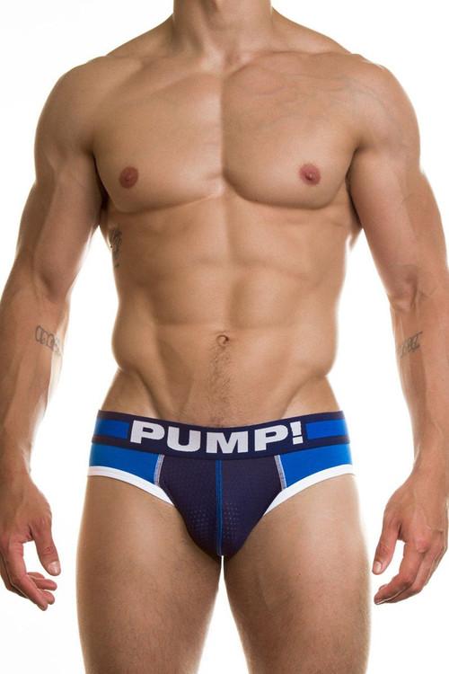 PUMP! Underwear Titan Brief 12018 from Topdrawers Menswear - Front View 2