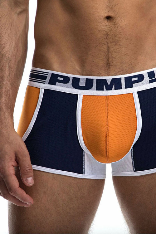 PUMP! Varsity Jogger 11081 - Front View - Topdrawers Underwear for Men