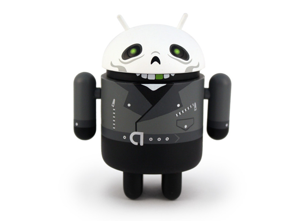 Android Mini Series - Heroes & Villains