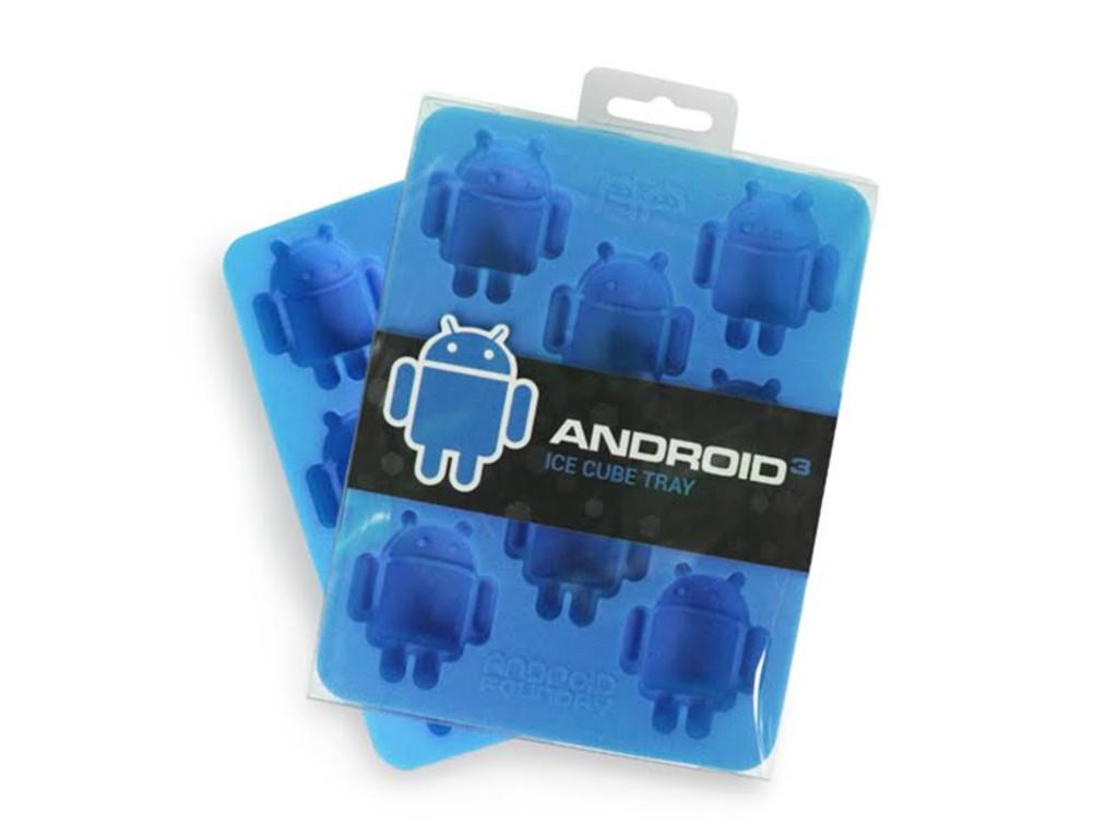 Android Foundry Ice Cube Tray