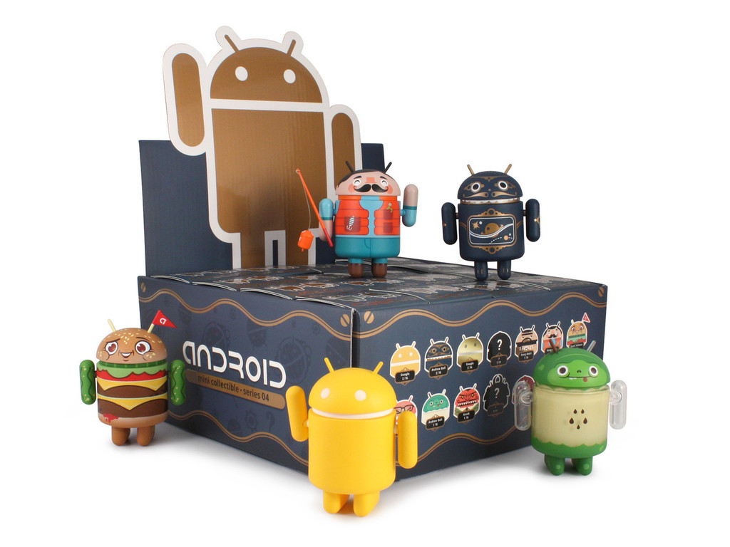 Dead Zebra, Inc's Dyzplastic division has joined forces with Google to bring their Android™ mascot to life via an ever-expanding line of officially licensed.