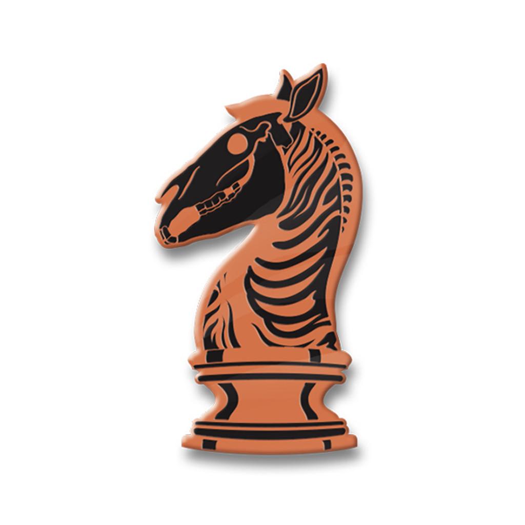 Last Knight Enamel Pin Bronze Edition