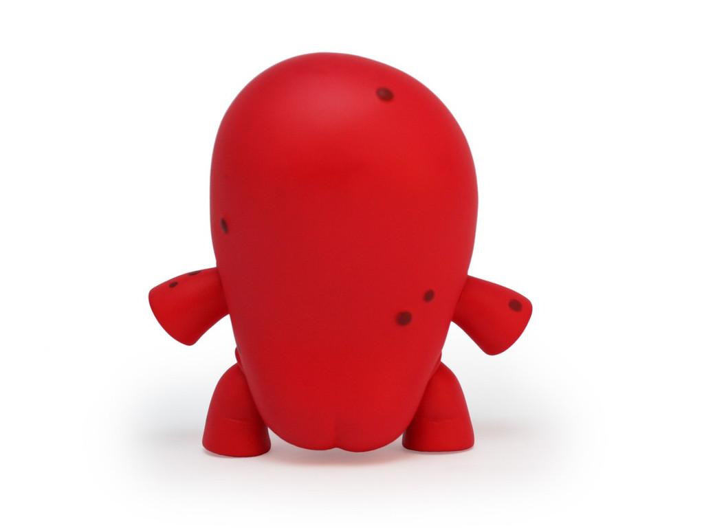 O-No Sushi vinyl set - Red