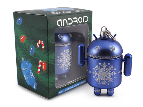ANDROID MINI SPECIAL - 2013 Ornamental