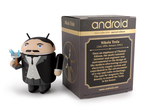 Android Mini For Science - Nikola Tesla