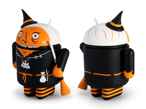 Android Mini Special Edition - Warty Witch