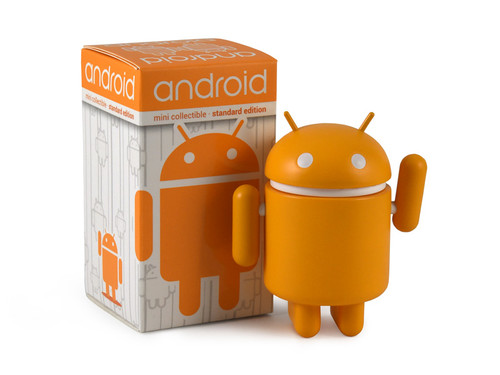 Android Mini Series - Standard Orange