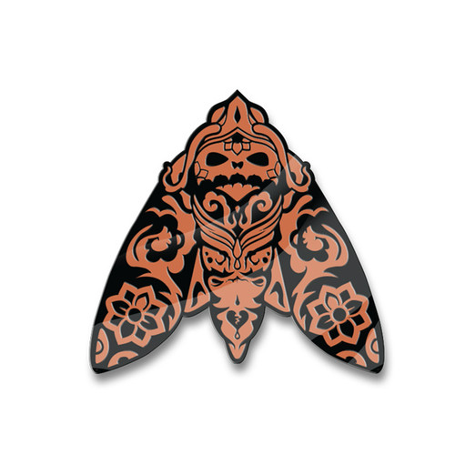 Morimoth Enamel Pin Bronze Edition