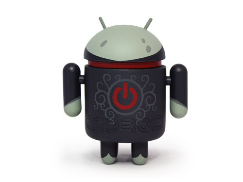 Android Power Vampire (back)