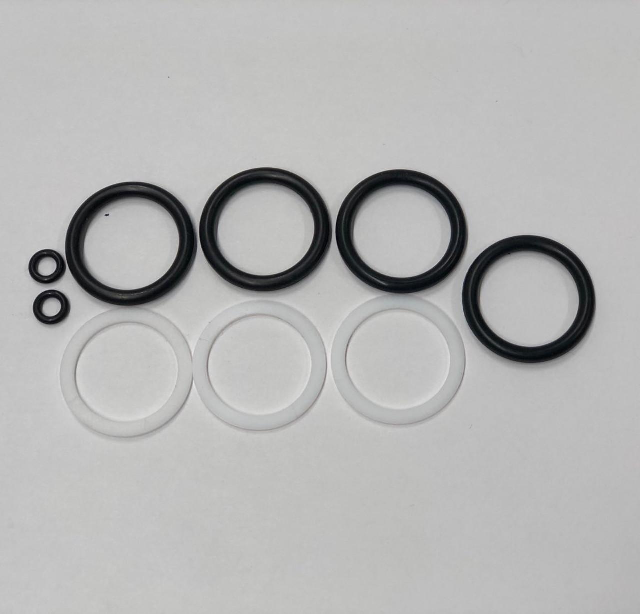Square Dump O-Ring Kit