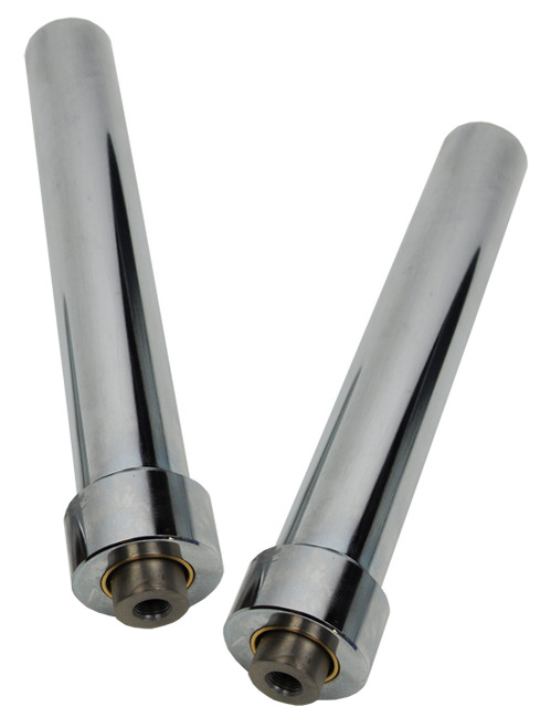 "8"" Chrome Cylinders (Pair)"