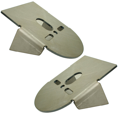 Off The Square Tube Airbag Bracket (pair)