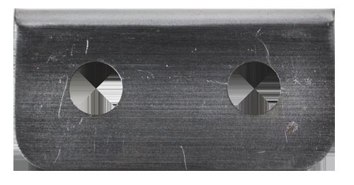 2 Hole Panel