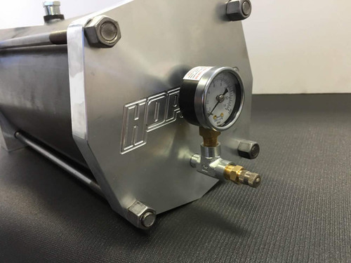 Complete Piston Pump w/ Gauge