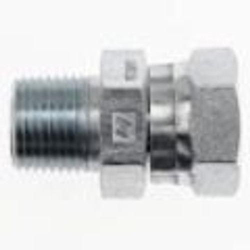 3/8 NPT x 3/8 Female Swivel