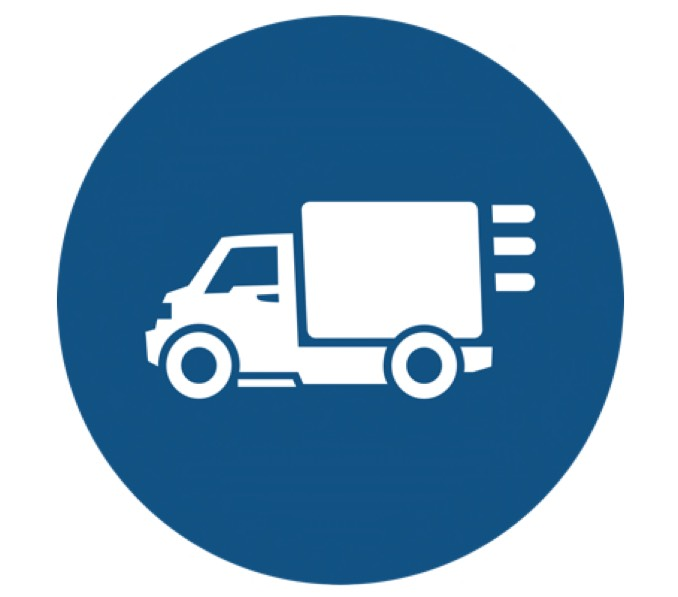 Factory Freight Icon