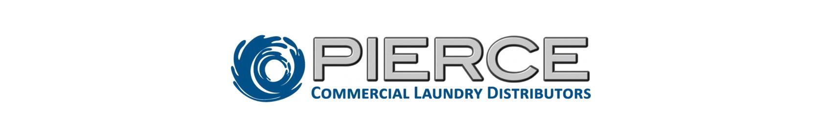 Pierce Commercial Laundry Logo