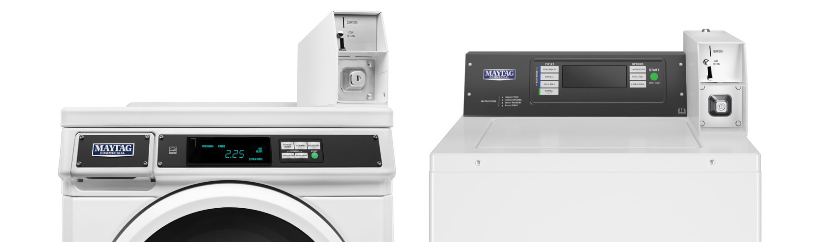 Maytag MHN33PD and MAT20PD