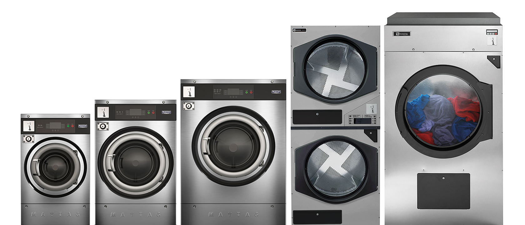 Maytag Commercial Multi-Load Products